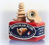 AURICULAR PLUG depuis 1927 - Bouchons d'oreille - Couleur sable - PISCINE - MER -...
