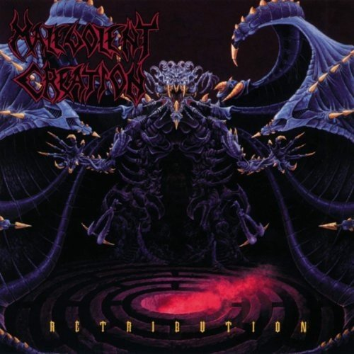 Retribution - Malevolent Creation - 2017