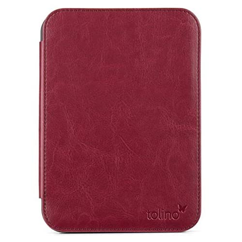 tolino shine 2 HD Slim Tasche Rot