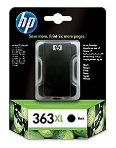 HP 363XL Cartouche d'encre d'origine Noir
