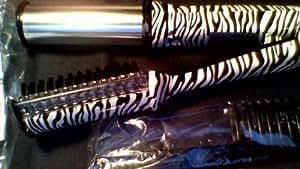 INSTYLER Fer à coiffer rotatif InStyler Zebra - blanc
