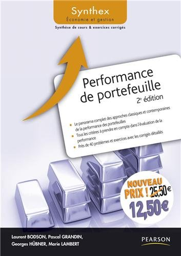 Performance  de portefeuille par Laurent Bodson