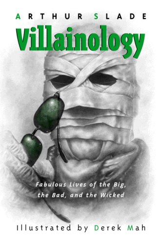 Book cover for Villainology