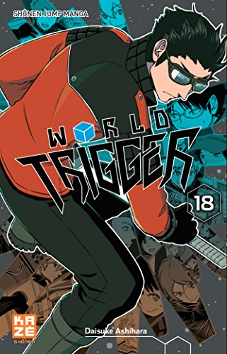 World Trigger Edition simple Tome 18