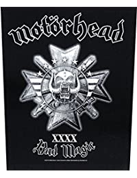 Motörhead dos Badges Bain Magic Back Patch écusson