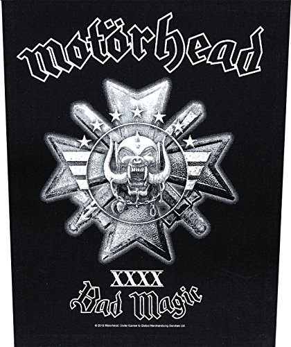 Toppa Motörhead, Bad Magic Back Patch Toppa