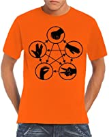 Touchlines T-shirt pour homme Big Bang Theory