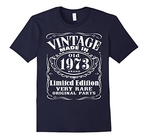 mens-vintage-made-in-1973-44th-birthday-t-shirt-44-years-old-2xl-navy