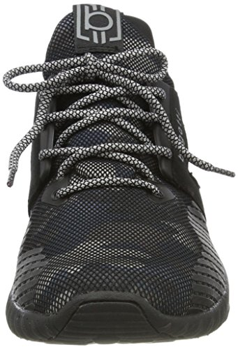 Bugatti 342394616959, Baskets Homme Grau (Grey/ Black)