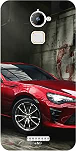 J & C Cases' Coolpad Note 3 back cover (Designer printed cover)