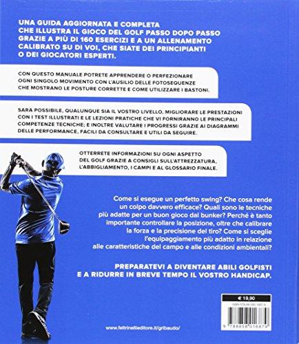 Zoom IMG-1 golf il manuale completo per
