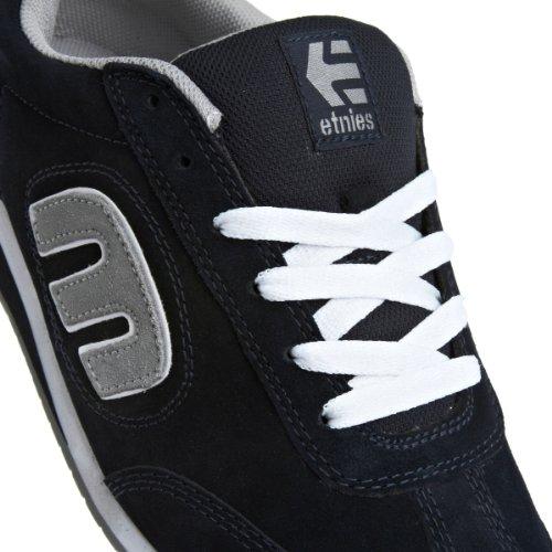 Etnies Lo-Cut Ii Ls, Chaussures de Gymnastique Mixte Adulte Blu  (Dark Navy)