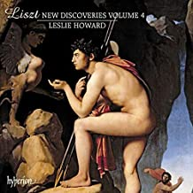 Liszt: New Discoveries, Volume. 4 [Leslie Howard] [Hyperion: CDA68247]