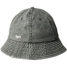 Obey Hombres Decades Bucket Hat Gorra de béisbol