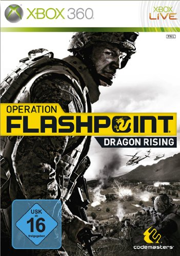 Operation Flashpoint: Dragon Rising (Uncut) (Xbox 360 Operation Flashpoint)