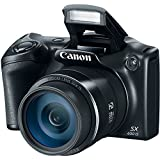Canon PowerShot SX400is Digital Kamera 16,0-Megapixel-Sensor mit 4x Digital und 30x optischer Zoom (24–720mm) und 24mm Weitwinkelobjektiv (Zertifiziert aufgearbeitet)