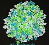 Unbekannt Mosaik Softglas nachtleuchtend, mix 500g