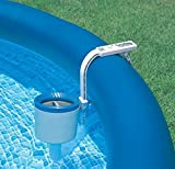 Best Deluxe Above Ground Pools - INTEX Deluxe Skimmer USE with Above Ground Easy Review