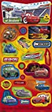 from Disney DISNEY CARS - Party Loot Bag Stickers (6 sheets/pack)Sticker Style