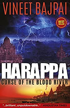 Harappa - Curse of the Blood River by [Bajpai, Vineet]