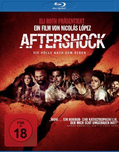 Aftershock - Die Hölle nach dem Beben [Blu-ray] Preisvergleich