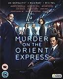Murder on the Orient Express [4K UHD + Blu-ray + Digital Download] [2017]