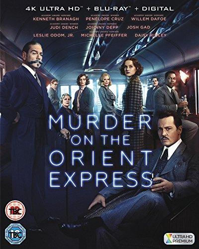 Mord im Orient-Express [Blu-Ray] [Region Free]