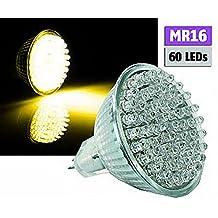 """LED-foco McShine """"vela Sesenta"""", MR16, 12 V, 60 x 3 mm"""