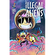 Illegal Aliens #1: The First Ever Comic Book That Teaches Guitar for Beginners