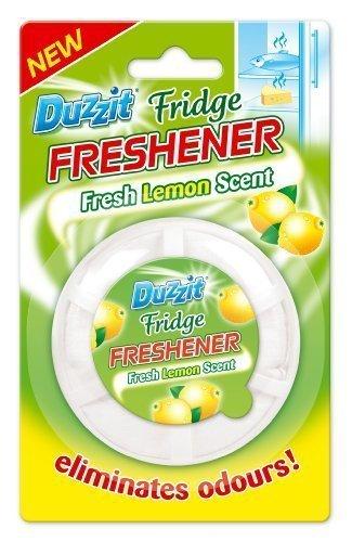 Nueva Duzzit Frigorífico ambientador de limón fresco Scent