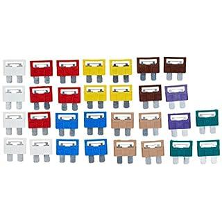 Altium 813735 Pack of 30 Assorted Plug-In Fuses
