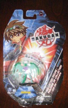 Bakugan Battle Brawlers Collector Figure Series 1 Reaper by Bakugan