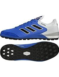 Adidas Ace 17.1 Primeknit SG, para los Zapatos de Entrenamiento de Fútbol para Hombre, Verde (Versol/Negbas/Verbas), 41.5 EU