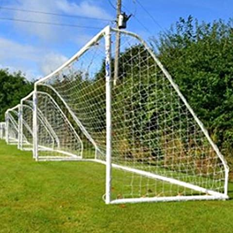 12 x 6 ft Football Soccer Goal Post Net for Kids Junior Backyard Practice Training (Net Only)