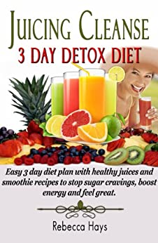 juicing cleanse 3 day detox diet easy 3 day diet plan with healthy juices and smoothie recipes. Black Bedroom Furniture Sets. Home Design Ideas
