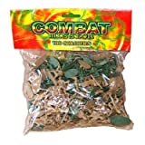 100 BOYS PLASTIC COMBAT MISSION TOY SOLDIERS BAG BUCKET PARTY BAG FILLERS - Guaranteed4Less - amazon.co.uk