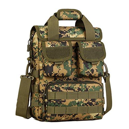 JM-Schulter geschlungen/outdoor/taktische/Hand Taschen/Camo/unisex d