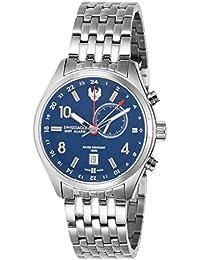 Swiss Eagle Analog Blue Dial Men's Watch - SE-9060-33