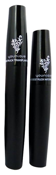 Younique Moodstruck 3D Fiber Lash Mascara transplanting gel and ...