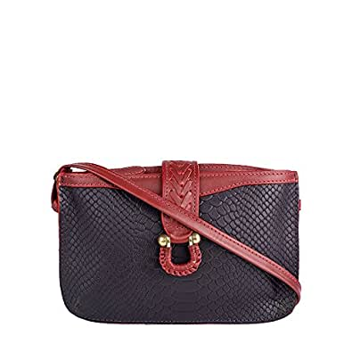 Hidesign Women's Wallet (Aubergine)