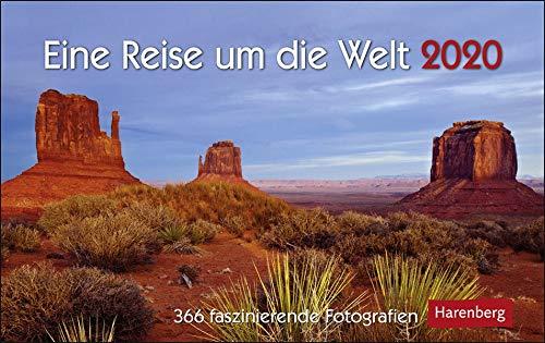 Eine Reise um die Welt 2020 23x17cm