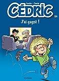 Telecharger Livres Cedric tome 24 J ai gagne (PDF,EPUB,MOBI) gratuits en Francaise