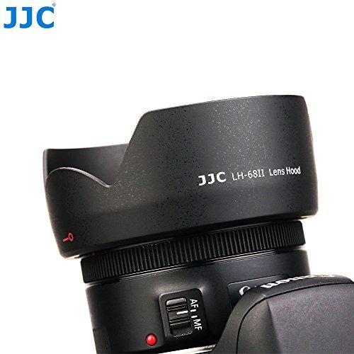 eFonto/JJC Pétale parasoleil Lens Hood Remplace Canon ES-68 pour Canon 50mm f1.8 STM Objectif