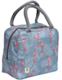 Yellow WeavesTM Insulated Travel Lunch / Tiffin / Storage Bag for Office, College