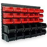 Deuba-Pannello-da-parete-32-contenitori-portautensili-pannelli-a-parete-extra-forti-espandibile-officina-magazzino-portaminuteria-contenitori-con-pannelli
