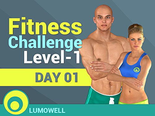Fitness Challenge Level-1 - Day 01