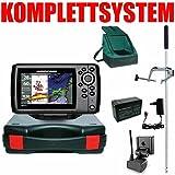 Humminbird Echolot GPS Portabel Master Edition Plus - Helix 5 Chirp GPS G2