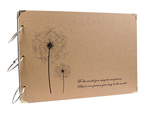 farway-aldecor-album-per-scrapbooking-stile-vintage-con-dente-di-leone-semi-trasparente-con-superfic