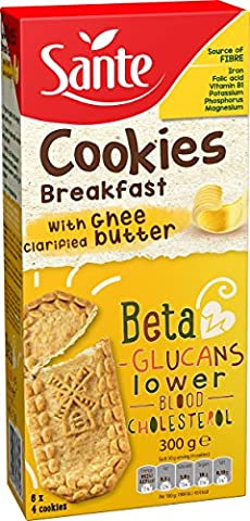 Sante Breakfast Cookies with Ghee Butter 300g