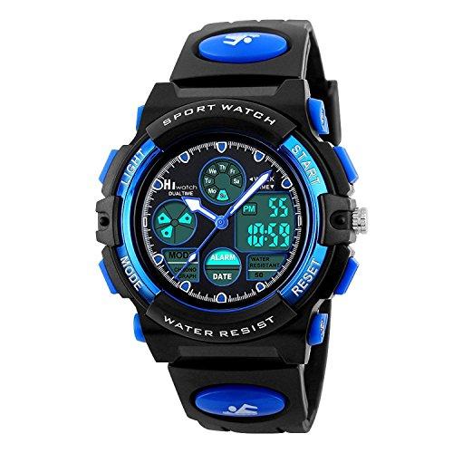 Nett Armband Smart Uhr Kinder Kinder Uhren Für Mädchen Jungen Leben Wasserdicht Digital Led Sport Uhr Kind Handgelenk Uhr Smartwatch Uhren